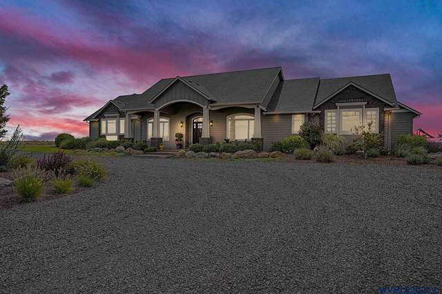10750 Monmouth Hwy, Monmouth, OR 97361 (MLS #783101) :: Sue Long Realty Group