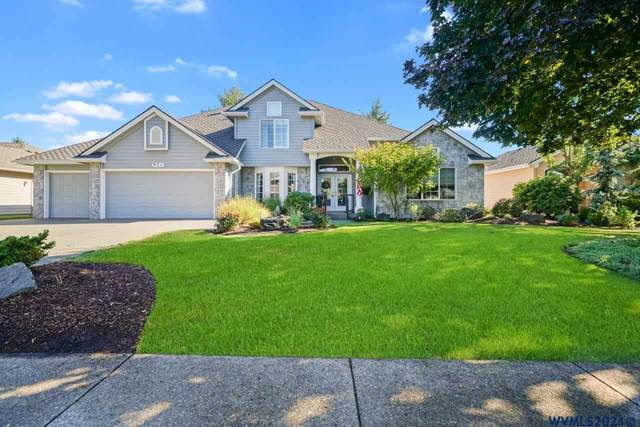 921 Player Dr N, Keizer, OR 97303 (MLS #783136) :: Coho Realty