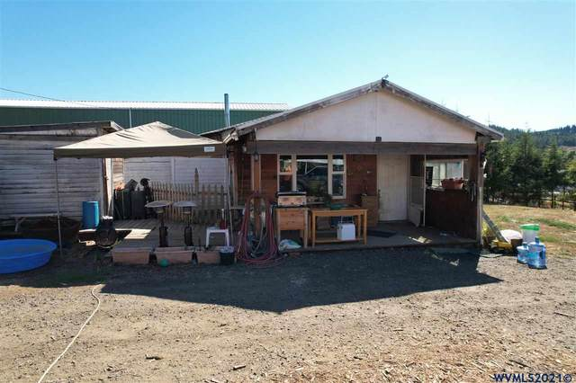 33447 Noon Rd, Philomath, OR 97370 (MLS #783212) :: Song Real Estate