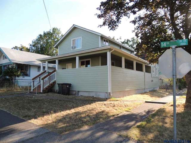 290 14th SE, Salem, OR 97301 (MLS #783286) :: Sue Long Realty Group