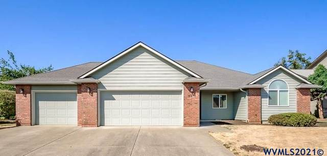347 NE Rose Tree Dr, Sublimity, OR 97385 (MLS #783366) :: Sue Long Realty Group