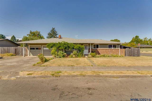 1615 NW Garryanna St, Corvallis, OR 97330 (MLS #783382) :: Sue Long Realty Group