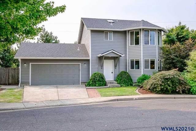 114 SE Partridge Pl, Corvallis, OR 97333 (MLS #783392) :: Sue Long Realty Group