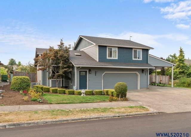 235 NW Downy St, Sublimity, OR 97385 (MLS #783429) :: Song Real Estate