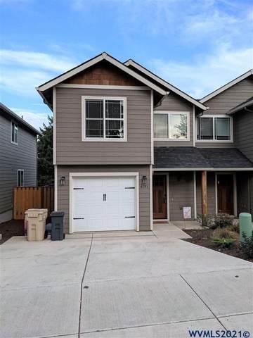 6191 NE William R Carr Av, Corvallis, OR 97330 (MLS #783434) :: Sue Long Realty Group
