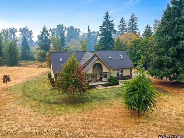 38275 Jasper Lowell Rd, Fall Creek, OR 97438 (MLS #783437) :: Premiere Property Group LLC