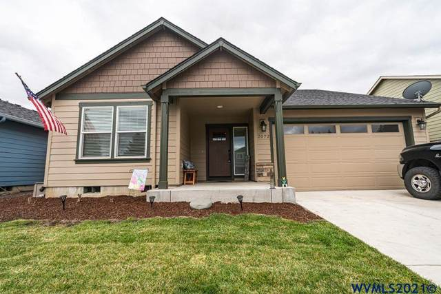 2072 SE Thomas Ct, Dallas, OR 97338 (MLS #783517) :: Song Real Estate