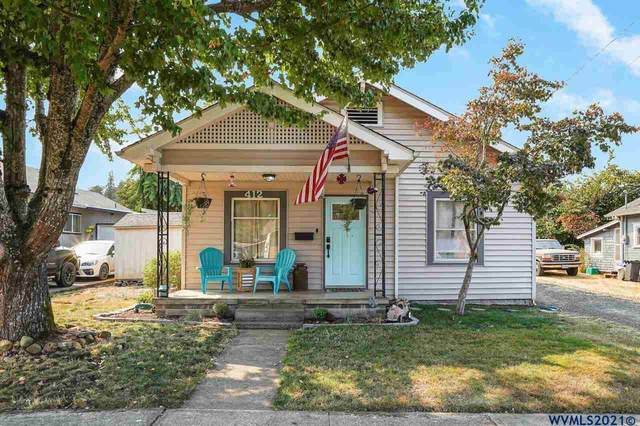 412 S 2nd St, Silverton, OR 97381 (MLS #783565) :: Kish Realty Group