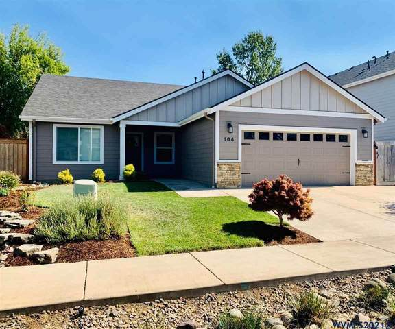 164 NW Beaver Ct, Dallas, OR 97338 (MLS #783591) :: Song Real Estate