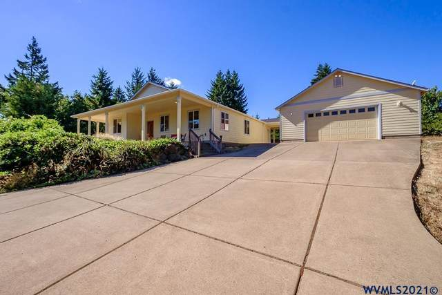 635 Chamberlain Rd, Falls City, OR 97344 (MLS #783610) :: Sue Long Realty Group