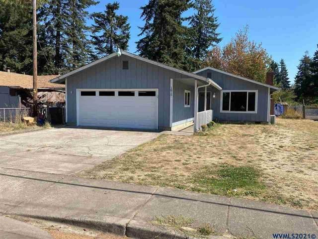1815 12th Av, Sweet Home, OR 97386 (MLS #783611) :: Triple Oaks Realty