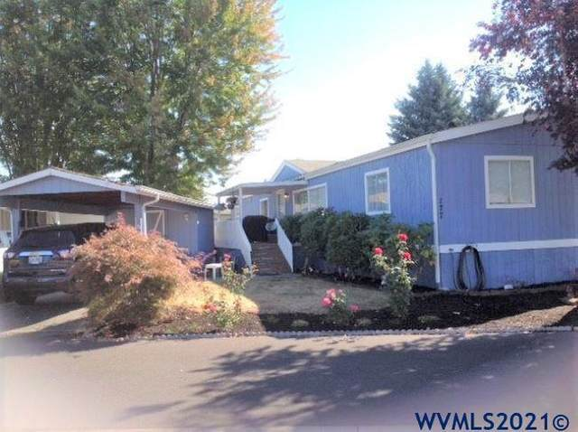 5050 Columbus (#177) SE #177, Albany, OR 97322 (MLS #783621) :: Song Real Estate
