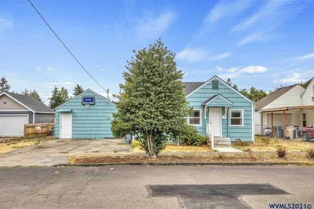 370 W B St, Lebanon, OR 97355 (MLS #783633) :: Song Real Estate
