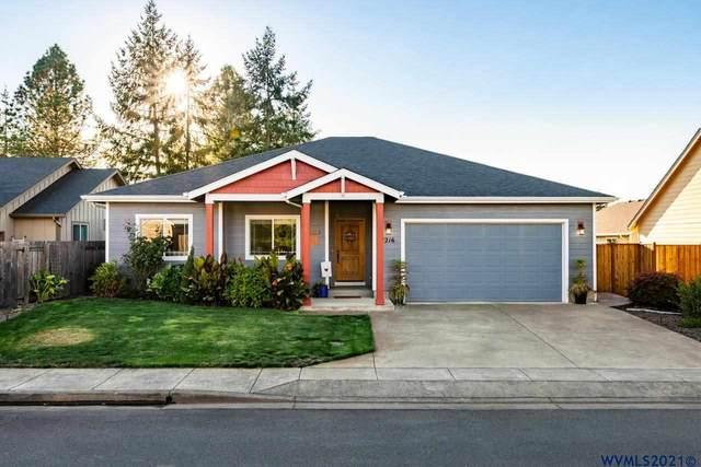 1216 46th Av, Sweet Home, OR 97386 (MLS #783636) :: Premiere Property Group LLC