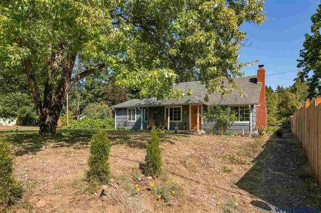 1312 Clark Mill Rd, Sweet Home, OR 97386 (MLS #783637) :: Song Real Estate