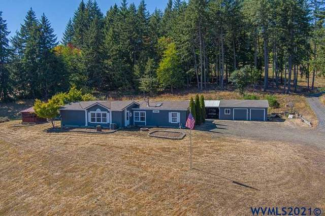 5627 Cooper Hollow Rd, Monmouth, OR 97361 (MLS #783638) :: Sue Long Realty Group