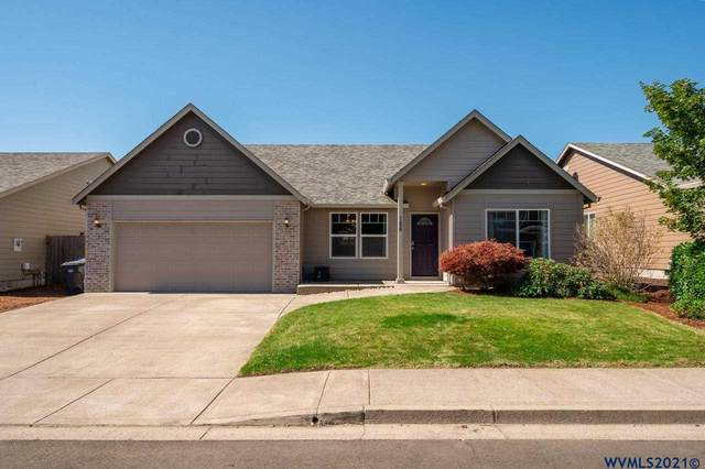 156 N 11th St, Jefferson, OR 97352 (MLS #783640) :: Sue Long Realty Group