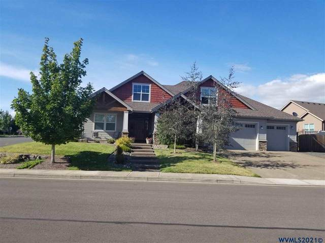 1536 SE Loganberry St, Dallas, OR 97338 (MLS #783673) :: Sue Long Realty Group