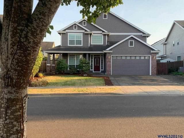 1582 Bobcat Av SW, Albany, OR 97321 (MLS #783691) :: Song Real Estate
