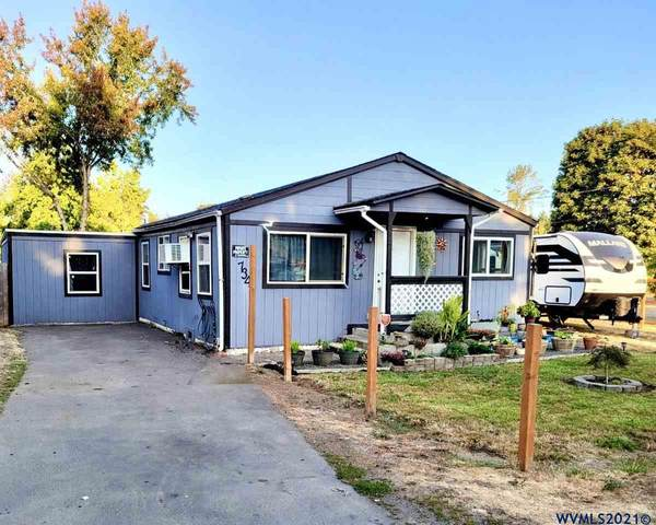 734 54th St, Springfield, OR 97478 (MLS #783697) :: Song Real Estate
