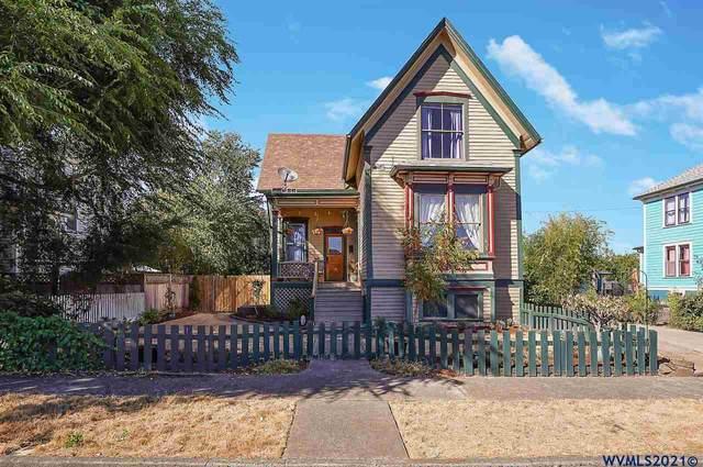 725 6th Av SW, Albany, OR 97321 (MLS #783704) :: Song Real Estate