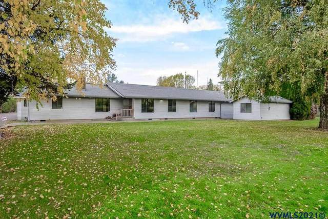 33015 Linn West Dr, Shedd, OR 97377 (MLS #783730) :: Sue Long Realty Group