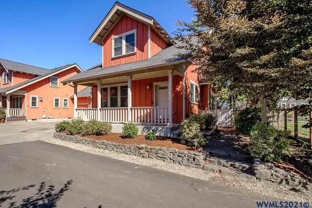 1410 Gwinn St, Monmouth, OR 97361 (MLS #783737) :: Triple Oaks Realty