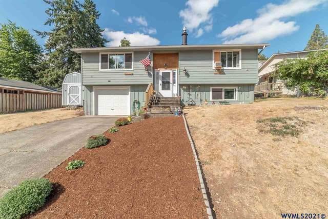 1270 Evergreen Ln, Sweet Home, OR 97386 (MLS #783766) :: The Beem Team LLC