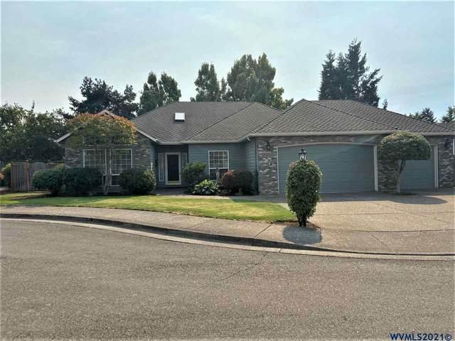 1578 Hallet Ct NW, Salem, OR 97304 (MLS #783770) :: Triple Oaks Realty