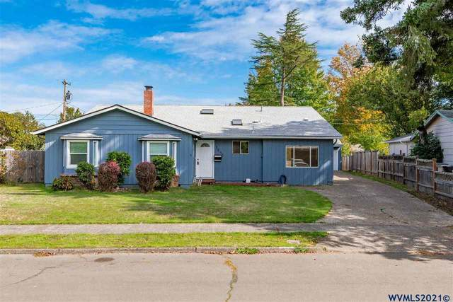 1845 NW 17th St, Corvallis, OR 97330 (MLS #783771) :: Oregon Farm & Home Brokers