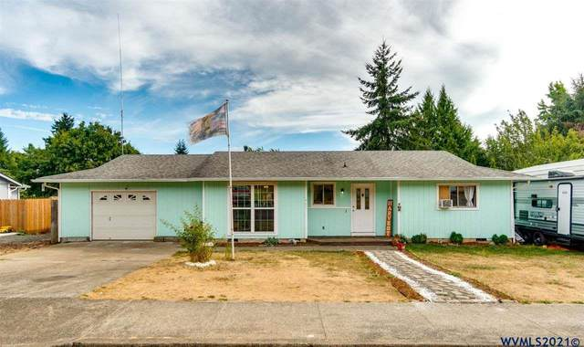 631 NE 5th St, Willamina, OR 97396 (MLS #783777) :: Song Real Estate