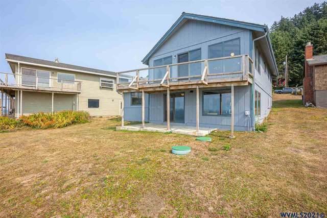 3579 Rocky Ceek Av, Depoe Bay, OR 97341 (MLS #783781) :: Song Real Estate