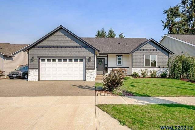 2158 Deer Av, Stayton, OR 97383 (MLS #783798) :: Song Real Estate