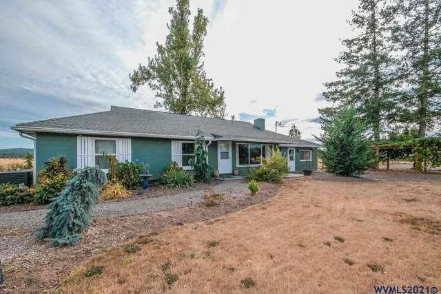 38260 Jefferson Scio Dr, Scio, OR 97374 (MLS #783800) :: Song Real Estate