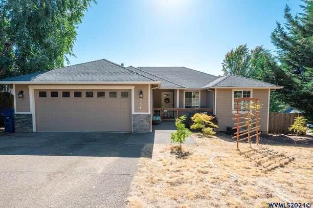 754 Burley Hill Dr NW, Salem, OR 97304 (MLS #783812) :: Triple Oaks Realty