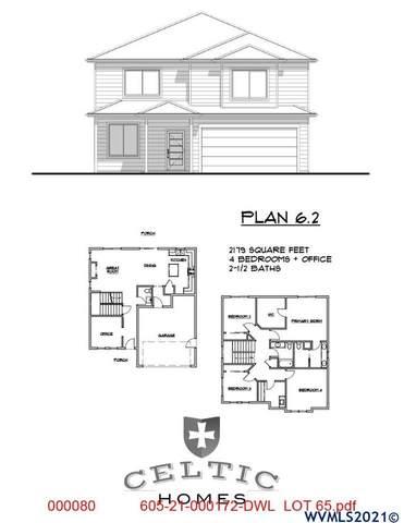 1467 Broadway Av N, Monmouth, OR 97361 (MLS #783825) :: Song Real Estate