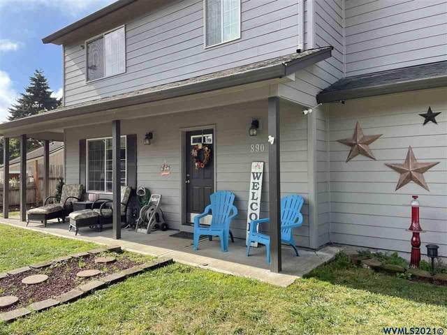 890 S Main St, Jefferson, OR 97352 (MLS #783835) :: Song Real Estate