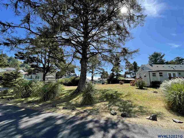 T/L 8600 NW Spencer, Depoe Bay, OR 97341 (MLS #783840) :: Song Real Estate