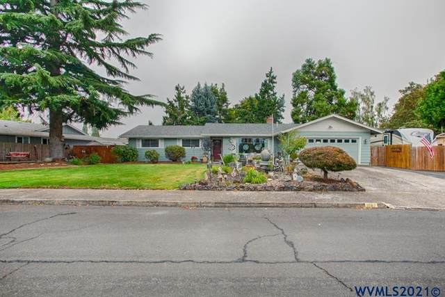 1987 Kinglet Wy NE, Keizer, OR 97303 (MLS #783854) :: Song Real Estate