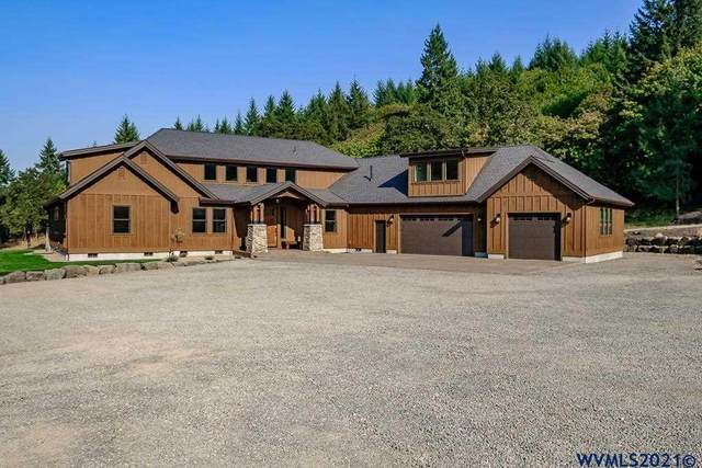 24877 Gap Rd, Brownsville, OR 97327 (MLS #783864) :: Song Real Estate