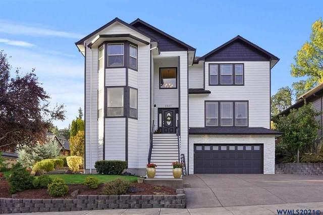 1847 Ptarmigan St NW, Salem, OR 97304 (MLS #783877) :: Song Real Estate