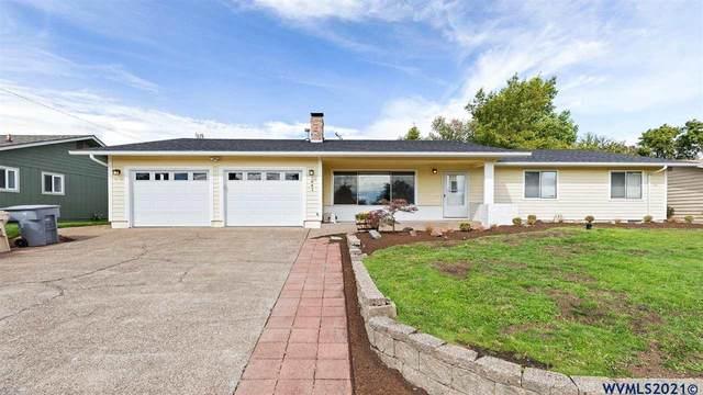 441 NW Hemlock Av, Corvallis, OR 97330 (MLS #783919) :: Sue Long Realty Group