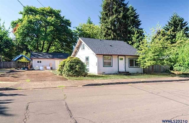 750 SE Lilly Av, Corvallis, OR 97333 (MLS #783937) :: Sue Long Realty Group