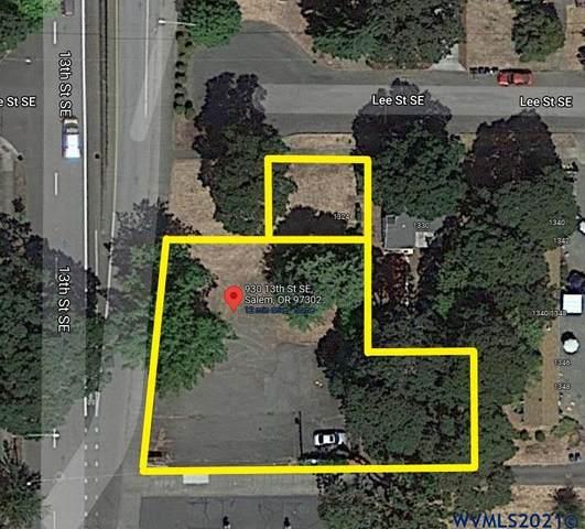 930 13th SE, Salem, OR 97302 (MLS #783947) :: Kish Realty Group