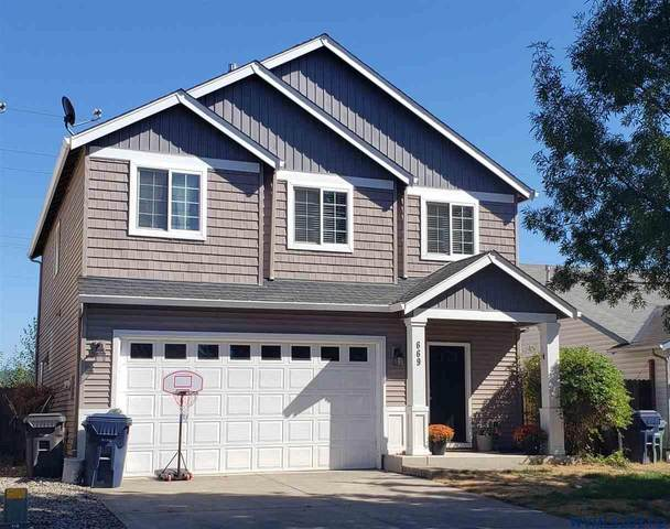 669 Morning Glory Dr, Independence, OR 97351 (MLS #783981) :: Kish Realty Group