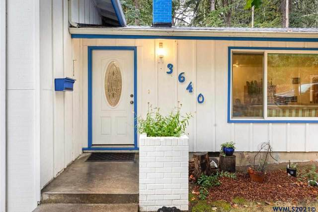 3640 NW Witham Hill Dr, Corvallis, OR 97330 (MLS #784006) :: Song Real Estate
