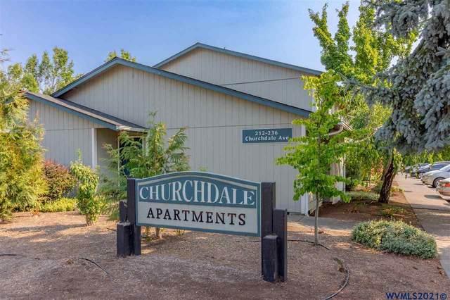 212 (238) Churchdale NE, Keizer, OR 97303 (MLS #784023) :: Premiere Property Group LLC