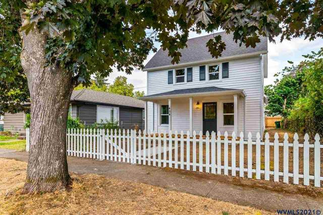 434 16th St SE, Salem, OR 97301 (MLS #784053) :: Sue Long Realty Group