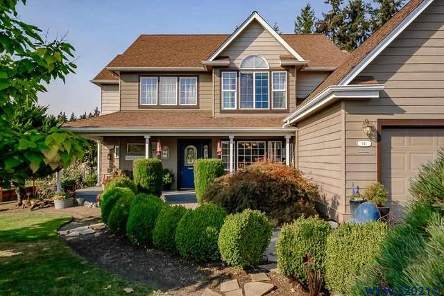 611 SW 7th St, Sublimity, OR 97385 (MLS #784110) :: Kish Realty Group