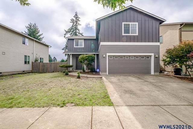 1076 Charlie Av, Lebanon, OR 97355 (MLS #784142) :: Oregon Farm & Home Brokers